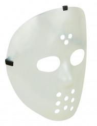 Fosforescerend hockey masker voor volwassenen
