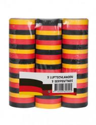 Serpentines voor een Duitslandsupporter