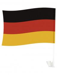 Vlag voor in de wagen voor Duitslandsupporters