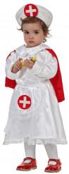 Verpleegsterkostuum voor baby's