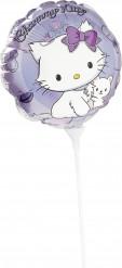 Ronde aluminiumballon van Charmmy Kitty™