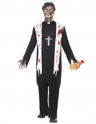 Religieus zombie kostuum voor mannen