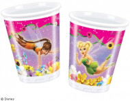 10 plastic bekers van Tinkerbel and Friends™