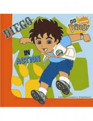 20 papieren servetten van Diego™