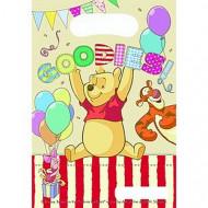 6 feestzakjes van Winnie The Pooh™