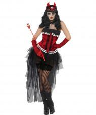 Sexy duivelskostuum voor vrouwen