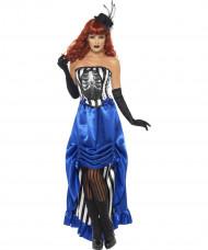 Halloweencabaretkostuum voor vrouwen