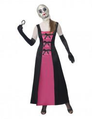 Kostuum Vanity Living Dead Dolls™ voor volwassenen Halloween