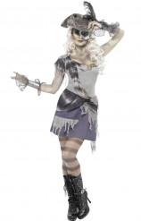 Dames Spookpiraat Halloween kostuums