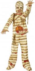 Mummiekostuum voor kinderen