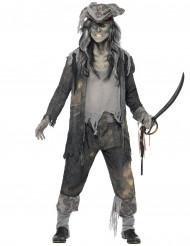 Spook piraten kostuum voor mannen Halloween