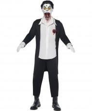 Halloweenvermomming als Living Dead Dolls™-zombie voor mannen
