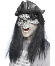 Spookpiraat masker voor volwassenen