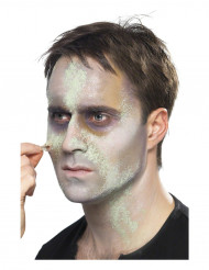 Halloweenset met zombieschmink voor volwassenen