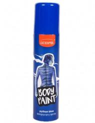Blauwe spray voor haar en lichaam
