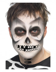Set skeletschmink