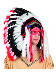 Grote indianentooi met veren voor volwassenen