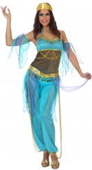 Arabische danseressenkostuum
