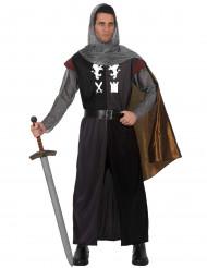 Middeleeuwse ridder kostuum voor volwassenen