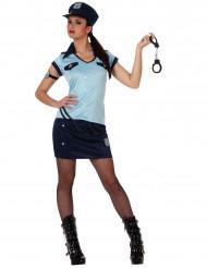 Sexy politie pak voor dames