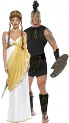 Kostuum voor een koppel Achilles en Helena van Troje
