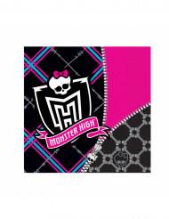 Monster High™ papieren servetten