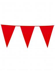 Rode vlaggetjesslinger