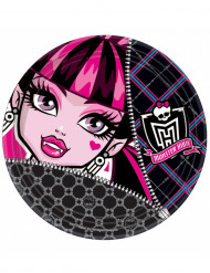 Set van 8 borden van Monster high™ voor Halloween