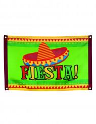 Mexicaanse fiesta vlag