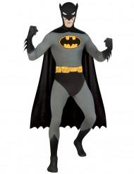 Kostuum van een tweede huid van Batman™ voor volwassenen