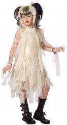 Gothic mummiekostuum voor kinderen