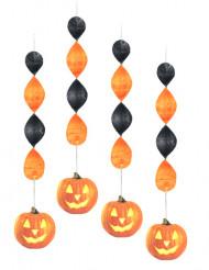 Set pompoen decoraties