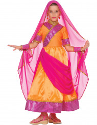 Bollywood prinses kostuum voor meiden