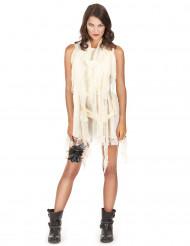 Gothic mummiekostuum voor vrouwen