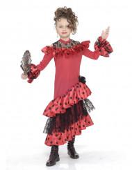 Flamencodansereskostuum voor meisjes