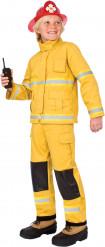 Brandweermanpak voor jongens