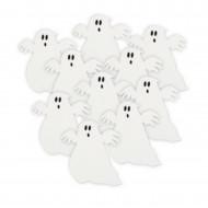 Halloweentafelversiering met spoken