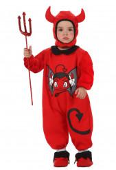 Duiveltjes kostuum voor baby