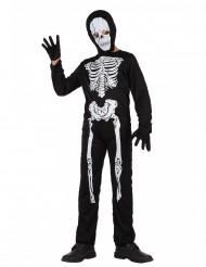 Skeletkostuum voor jongens
