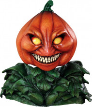 Masker van een Halloweenpompoen voor volwassenen