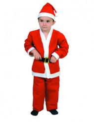 Kerstmankostuum voor kinderen