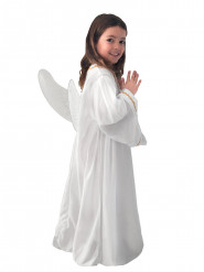 Wit Engel kostuum voor kinderen