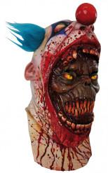 Bloedend clownsmasker
