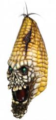Masker van een angstaanjagende maïskolf voor volwassenen Halloween