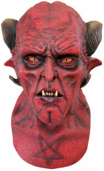 Demonhalloweenmasker voor volwassenen