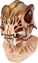 Bebloed monstermasker voor volwassenen Halloween