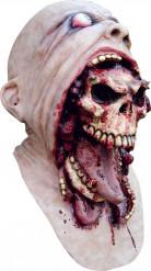 Bloederige doodskop masker voor volwassenen