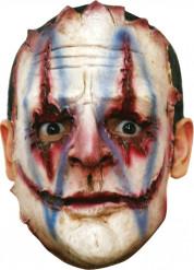 Masker van een moordende clown voor volwassenen Halloween