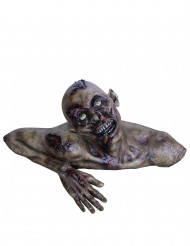 Decoratie zombiebuste Halloween