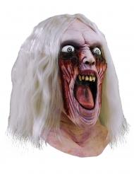 masker van een bloedende zombie voor volwassenen Halloween